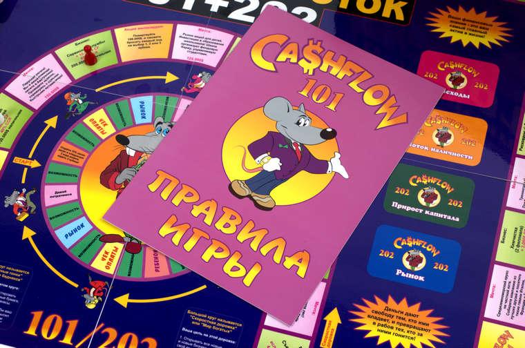 Фінансова гра Cashflow 101