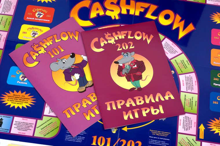 Фінансова гра Cashflow 202