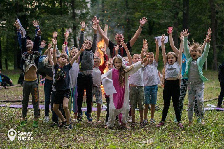 Лісовий дитячий табір SAVVY-Forest